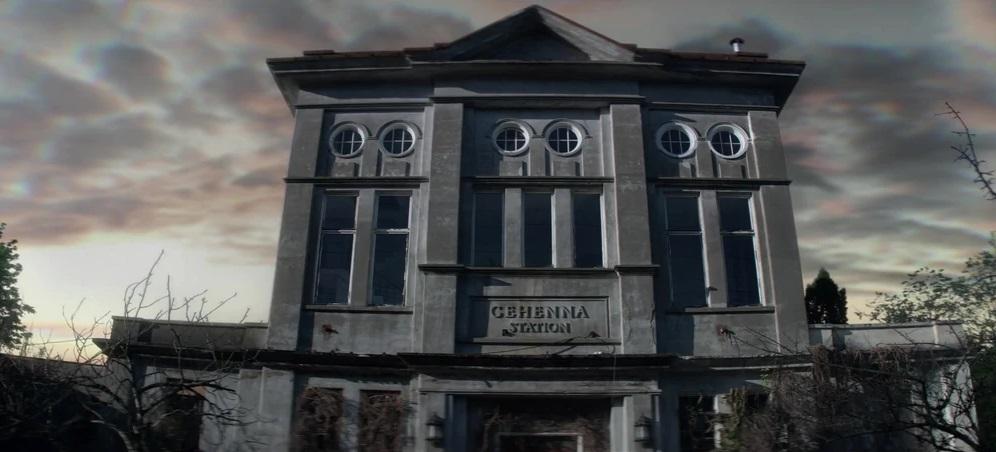 Chilling Adventures of Sabrina Akademie der Unsichtbaren Künste