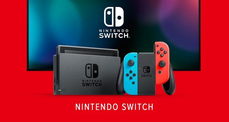 Nintendo Switch - Titelbild - Top Games in der Sommerflaute
