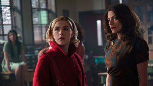 Netflix-Hexe: Kiernan Shiepka in Chilling Adventures Of Sabrina