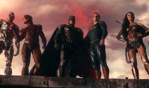 The gang's all here: Bei Justice League dürfen endlich alle Helden ran - besser macht das nichts. (Quelle: denofgeek.com)