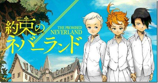 Minderjährig und tättowiert: The Promised Neverland macht einiges anders. (Quelle: animenachrichten.de)