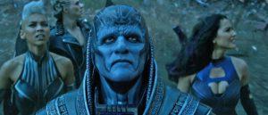 Wenn Ivan Ooze die X-Men besucht: Apocalypse ist der titelgebende Bösewicht im 2016er Film. (Quelle: slashfilm.com)