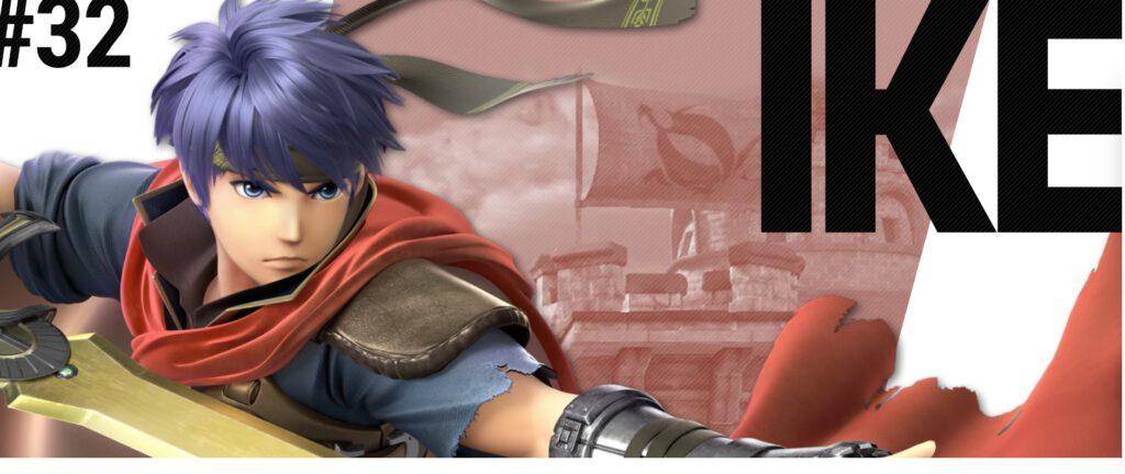 Mächtiger Kämpfer aus Fire Emblem: Ike