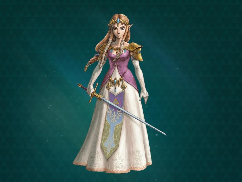 Zelda aus Twilight Princess